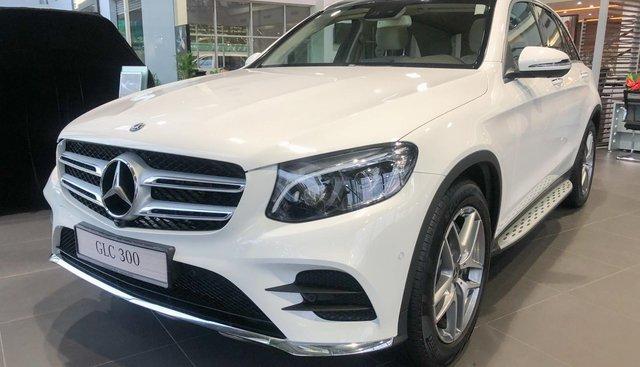 Bán xe Mercedes GLC300 2019 - Xe đủ màu - Giao ngay - Nhiều ưu đãi hấp dẫn - Giá cực kỳ tốt