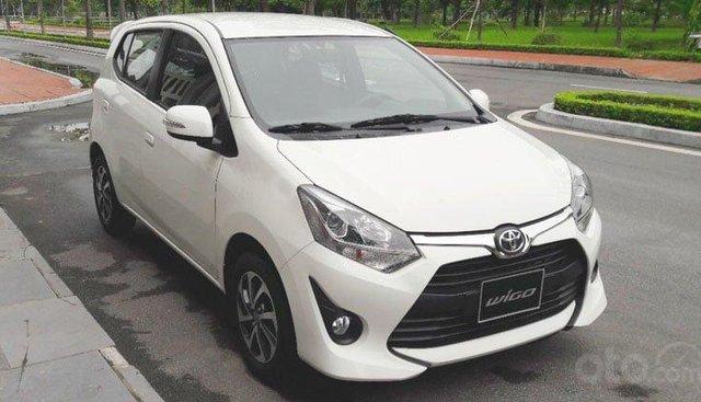 Bán xe Toyota Wigo E số sàn, đủ màu, giao ngay, giảm giá tốt nhất miền Bắc. Gọi ngay 0976394666