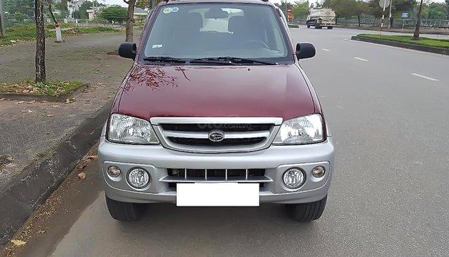 Bán Daihatsu Terios 1.3, 2 cầu, xe đẹp zin như mới