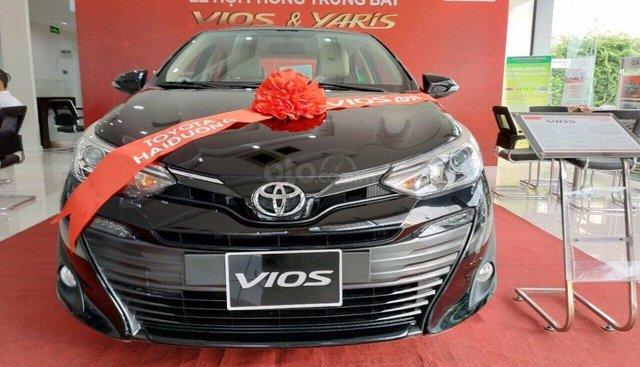 Toyota Hải Dương giảm giá cực lớn xe Toyota Vios G,giảm hơn 50 triệu, bảo hiểm, PK, gọi ngay 0976394666 Mr Chính