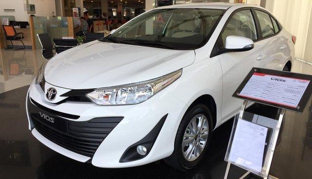 Toyota Vios 1.5E CVT - Full đồ chơi - Toyota An Thành