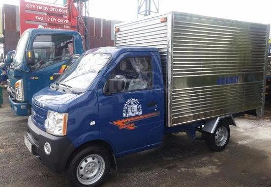 Bán xe tải Dongben 870kg, hỗ trợ vay 100% giá trị xe
