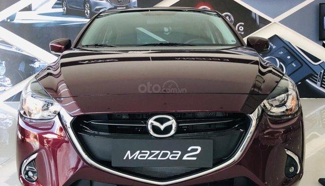 Nhanh tay sở hữu Mazda 2 Sedan 1.5 2019 - Ưu đãi hấp dẫn - Hỗ trợ ngân hàng tối đa 80% giá trị xe