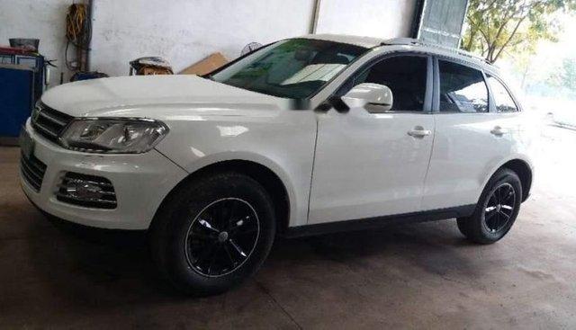 Bán ô tô Zotye T600 sản xuất năm 2014, màu trắng, xe nhập, 220 triệu