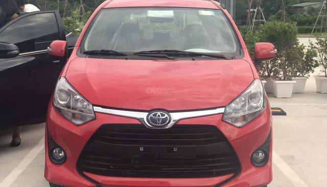 Toyota Wigo mới 100%, NK Indonesia, tặng 15tr thuế trước bạ và nhiều KM khủng. LH Mr Lộc 0942.456.838