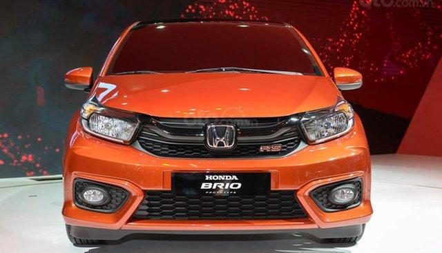 Bán Honda Brio 2019 xe nhập, đẹp, nhỏ gọn nhưng rộng rãi