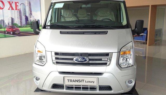 An Độ Ford tư vấn bán xe Ford Transit 2019 giao ngay, giá cực tốt, tặng: PK lên đến 20tr. LH 0974286009