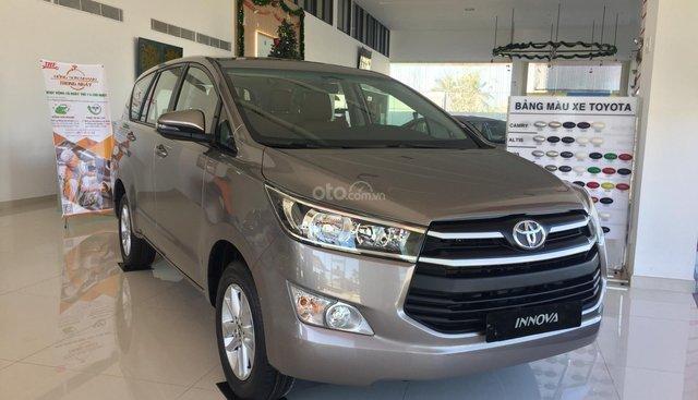 [Toyota Hùng Vương] Innova 2019 ☎️ Mr Hiếu- 0938.47.27.59 - Trả trước 160 triệu, ưu đãi nhiều gói phụ kiện