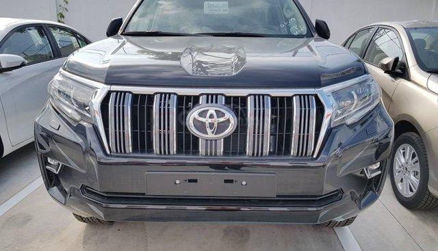 Toyota Tân Cảng bán Toyota Land Cruiser Prado nhập khẩu tại Nhật-mới 100% -đủ màu giao xe ngay - LH 0901923399