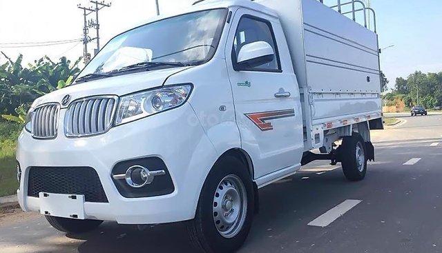 Cần bán xe Dongben T30 sản xuất năm 2019, màu trắng, xe nhập, giá 218tr