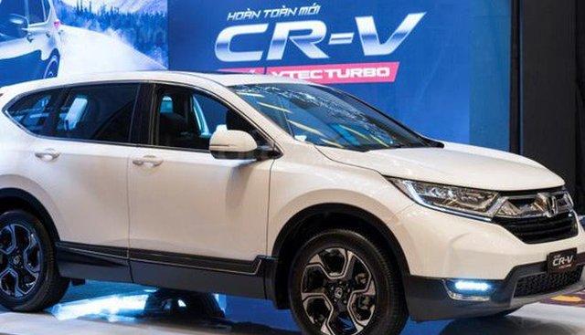 Honda CR-V 1.5 Turbo L 2019, Honda Ô tô Đắk Lắk- Hỗ trợ trả góp 80%, giá ưu đãi cực tốt–Mr. Trung: 0935.751.516