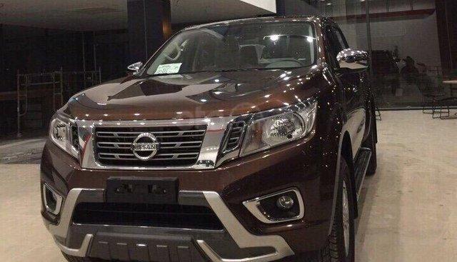 Bán xe Nissan Navara EL màu nâu, nhập khẩu nguyên chiếc từ Thái Lan