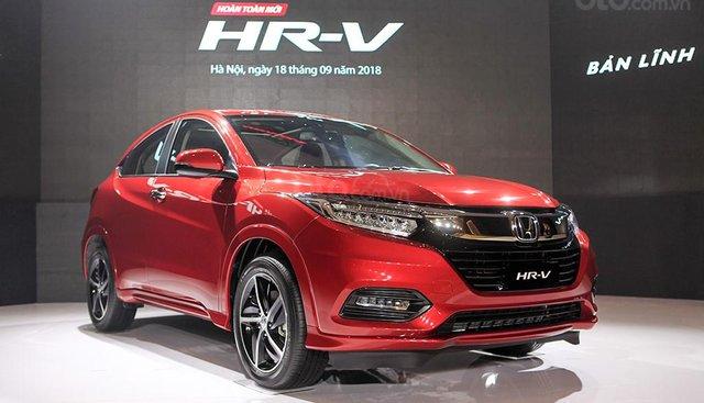 Honda HR-V 1.8 L 2019, Honda Ô tô Đắk Lắk- Hỗ trợ trả góp 80%, giá ưu đãi cực tốt–Mr. Trung: 0943.097.997