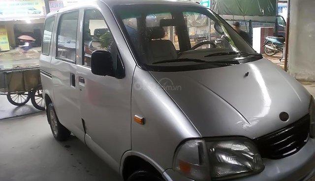 Cần bán xe JRD Mega đời 2008, màu bạc
