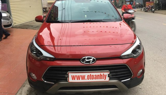 Cần bán xe Hyundai i20 Active sản xuất 2016, màu đỏ, nhập khẩu nguyên chiếc