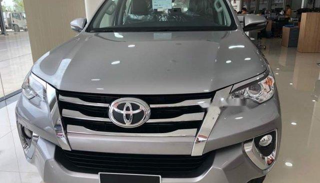 Bán Toyota Fortuner 2.4G 2019, màu bạc, nhập khẩu
