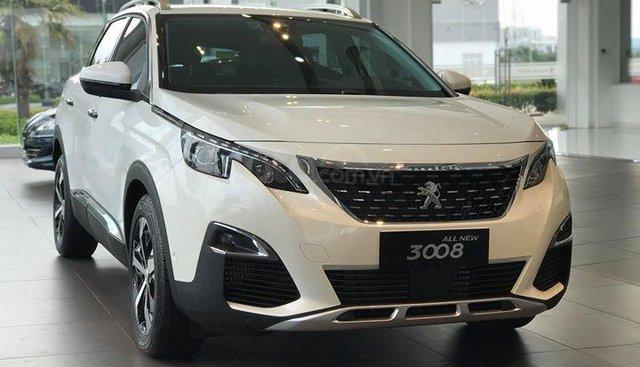 Bán Peugeot 3008 All New- Khuyễn mãi giảm giá cực khủng - Hồng Quân - 0965.68.69.68