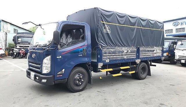 Bán xe Đô Thành IZ65 đời 2018, màu xanh