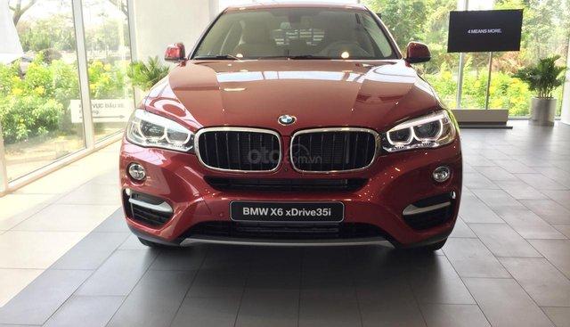 Bán xe BMW X6 năm sản xuất 2018
