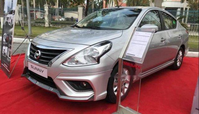 Cần bán xe Nissan Sunny năm sản xuất 2019, màu bạc, 498 triệu
