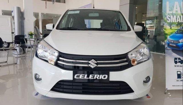 Bán Suzuki Celerio 1.0 AT năm 2018, màu trắng, xe nhập