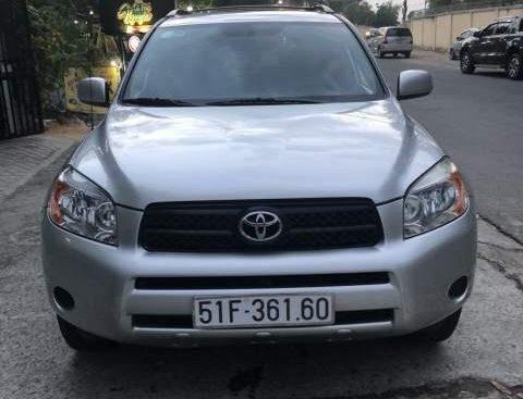 Bán Toyota RAV4 đời 2007, màu bạc, nhập khẩu