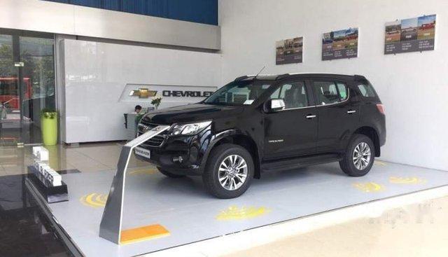 Cần bán xe Chevrolet Trailblazer năm sản xuất 2018, màu đen, nhập khẩu, 885 triệu