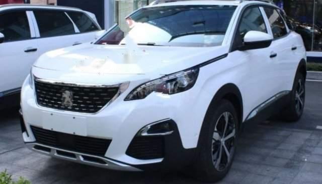 Bán xe Peugeot 3008 1.6 AT sản xuất năm 2019, màu trắng, nhập khẩu
