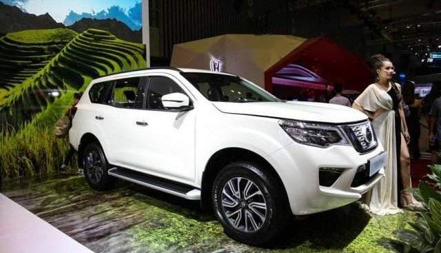 Bán xe Nissan X Terra năm 2019, màu trắng, xe nhập