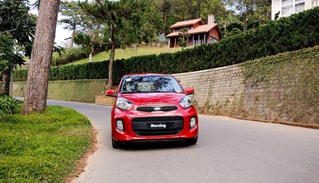 Bán xe Kia Morning Deluxe 2019, giá tốt nhất thị trường Đồng Nai - Hotline 0933.755.485