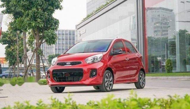 Bán xe Kia Morning sản xuất năm 2018, màu đỏ, mới 100%