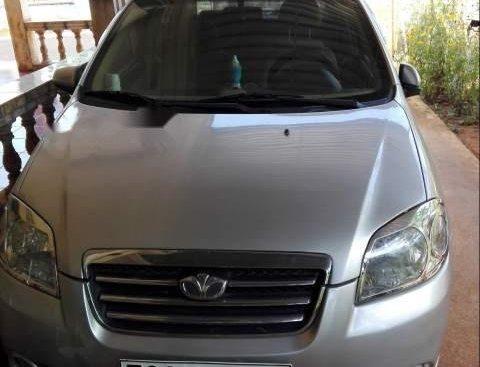 Bán xe Daewoo Gentra đời 2008, màu bạc, giá 170tr