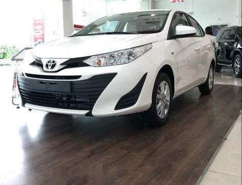 Cần bán Toyota Vios năm 2019, màu trắng, giá chỉ 506 triệu
