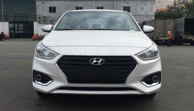 Bán Hyundai Accent mới 2019 rẻ nhất chỉ 120tr, vay 80%, LH 0947371548