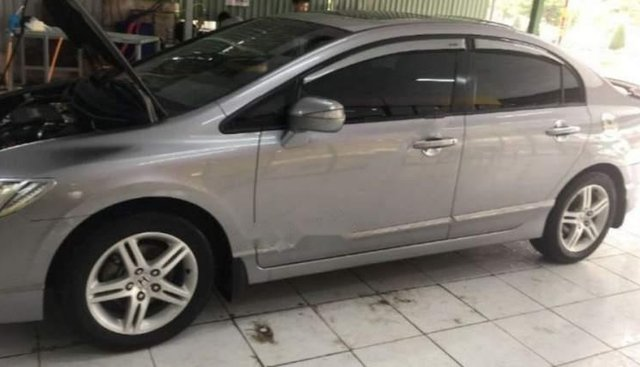 Chính chủ bán lại xe Honda Civic 2.0 AT 2008, màu bạc