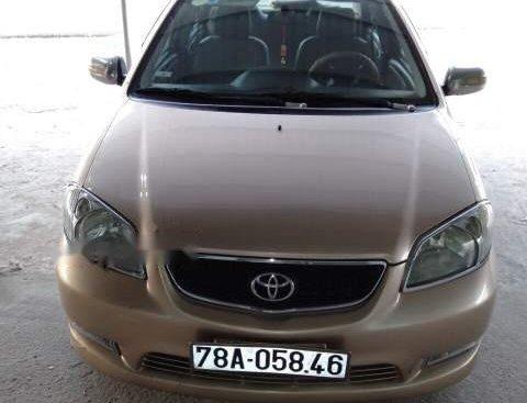 Bán Toyota Vios sản xuất 2004, giá 190tr