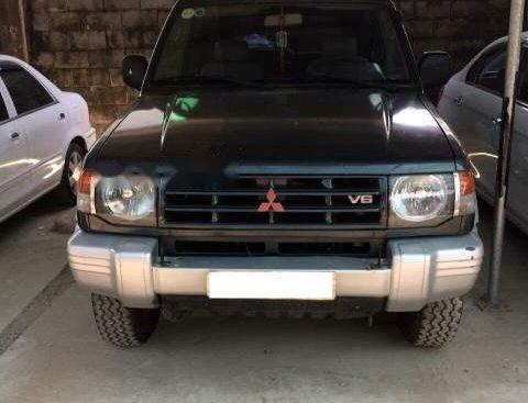 Bán Mitsubishi Pajero V6 năm sản xuất 2003, xe chính chủ