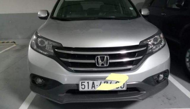 Chính chủ bán gấp Honda CR V AT đời 2014, màu bạc