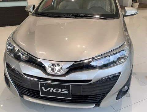 Bán xe Toyota Vios đời 2019, xe mới 100%