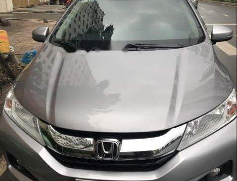 Cần bán Honda City 1.5 CVT sản xuất 2016, biển SG