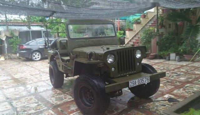 Cần bán xe Jeep A2 sản xuất 1980, nhập khẩu nguyên chiếc chính chủ, giá chỉ 150 triệu
