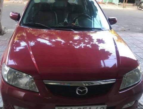 Bán Mazda 323 đời 2004, màu đỏ, nhập khẩu nguyên chiếc, giá chỉ 200 triệu