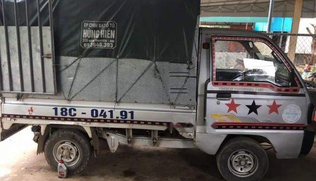 Bán xe Thaco TOWNER sản xuất 2010, màu bạc