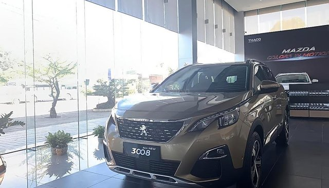 Cần bán Peugeot 3008 1.6 AT đời 2019 giá tốt
