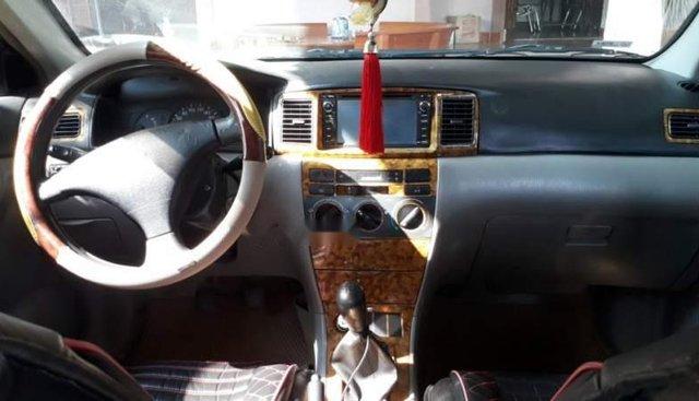 Cần bán xe Toyota Corolla altis sản xuất năm 2004, màu đen, xe nhập giá cạnh tranh