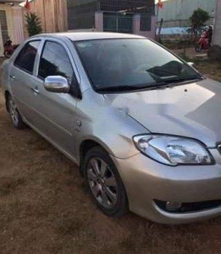 Cần bán gấp Toyota Vios G đời 2006, màu bạc