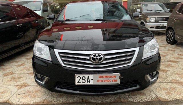 Bán Toyota Camry 2.0 E đời 2010, màu đen giá cạnh tranh