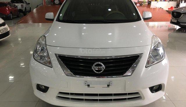 Bán xe Nissan Sunny năm 2016, màu trắng, 385tr
