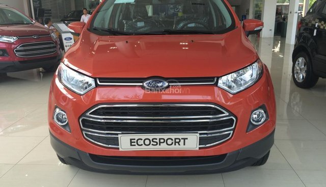 An Đô Ford bán Ford Ecosport 2019 đủ các bản, đủ màu giao ngay, giá chỉ từ 530tr, hỗ trợ trả góp cao. LH 0974286009