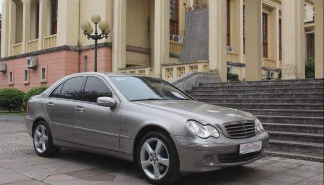 Cần bán xe Mercedes C280 năm sản xuất 2007, 298tr